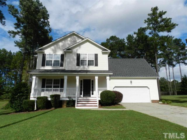 21 Hickory Nut Drive, Smithfield, NC 27577 (#2215103) :: The Perry Group