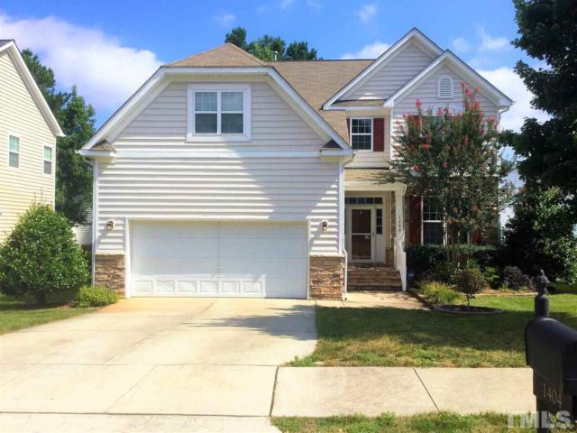 1404 Lindenberg Square, Wake Forest, NC 27587 (#2215118) :: The Results Team, LLC