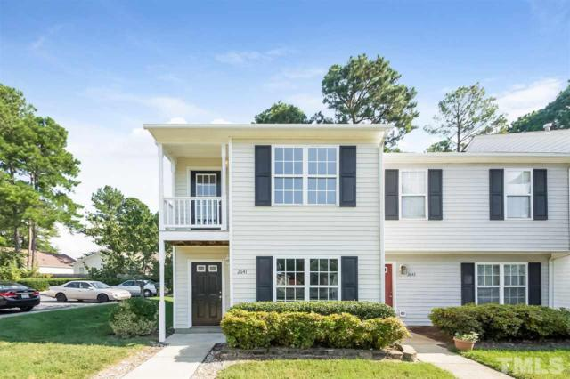 2641 Dwight Place Place, Raleigh, NC 27610 (#2215141) :: Raleigh Cary Realty