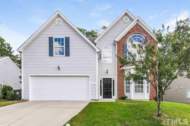113 Trevor Ridge Drive, Holly Springs, NC 27540 (#2215142) :: The Abshure Realty Group
