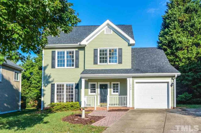 1742 Tilgate Court, Wake Forest, NC 27587 (MLS #2215150) :: The Oceanaire Realty