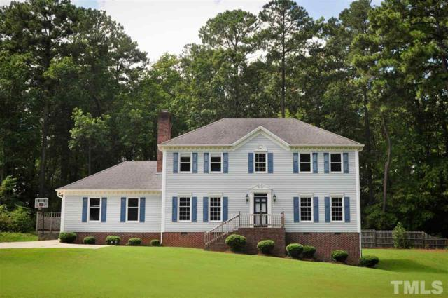 1509 Crepe Myrtle Drive, Sanford, NC 27330 (#2215167) :: The Perry Group