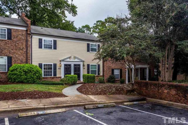 3809 Browning Place #3809, Raleigh, NC 27609 (#2215172) :: The Jim Allen Group