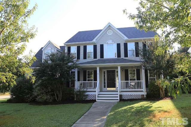 6500 Austin Creek Drive, Wake Forest, NC 27587 (#2215174) :: The Abshure Realty Group
