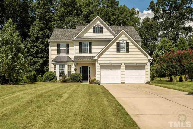 9608 Burge Court, Wake Forest, NC 27587 (#2215179) :: Raleigh Cary Realty