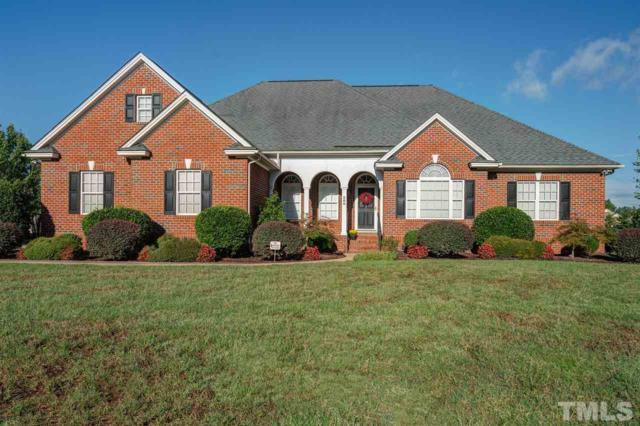 300 Mayfair Drive, Rocky Mount, NC 27804 (#2215181) :: The Abshure Realty Group