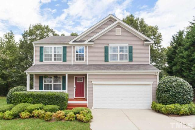120 Westcott Court, Holly Springs, NC 27540 (#2215191) :: The Perry Group