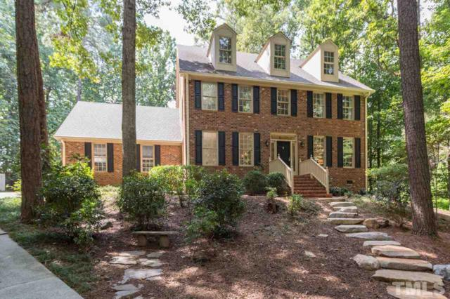 108 Linnaeus Place, Chapel Hill, NC 27514 (#2215211) :: Raleigh Cary Realty
