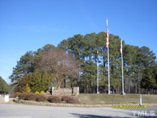 123 Wounded Knee Drive, Louisburg, NC 27549 (#2215216) :: The Jim Allen Group