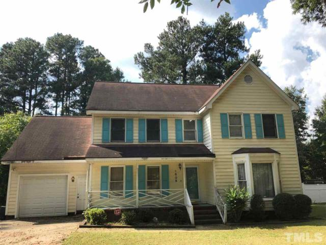 1605 Bennett Drive, Raleigh, NC 27604 (#2215244) :: The Perry Group