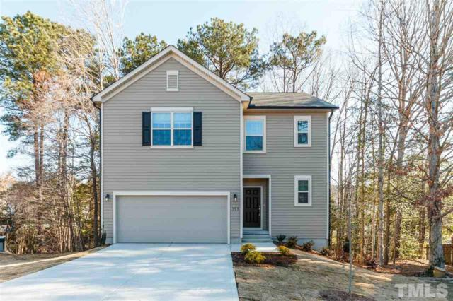 179 Lynn Drive, Clayton, NC 27520 (#2215253) :: The Jim Allen Group