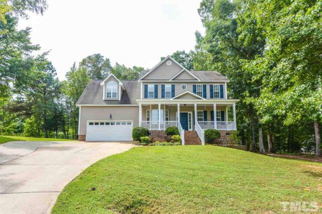 112 Ila Place, Garner, NC 27529 (#2215292) :: The Perry Group