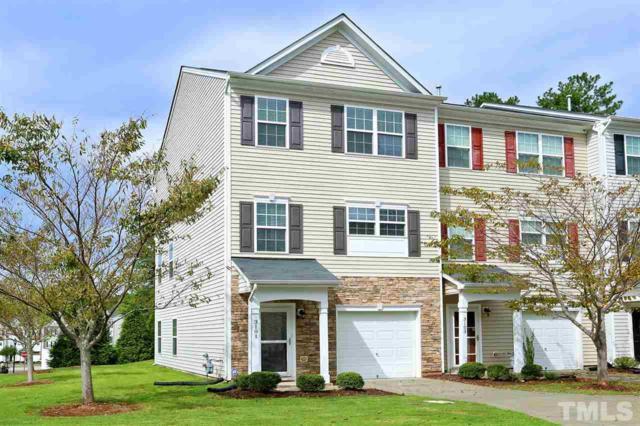 3101 Courtney Creek Boulevard, Durham, NC 27713 (#2215322) :: Raleigh Cary Realty
