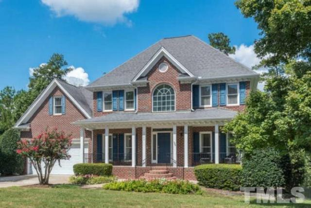 105 Spruce Ridge Court, Holly Springs, NC 27540 (#2215334) :: The Perry Group