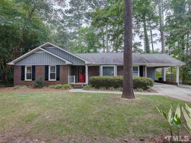 1222 Deerfield Drive, Cary, NC 27511 (#2215336) :: Raleigh Cary Realty