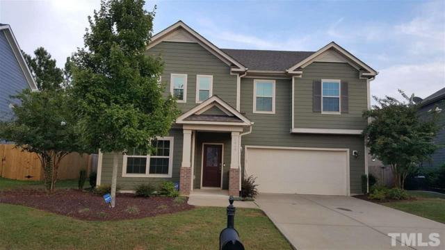 4049 Truelove Drive, Apex, NC 27539 (#2215342) :: The Abshure Realty Group