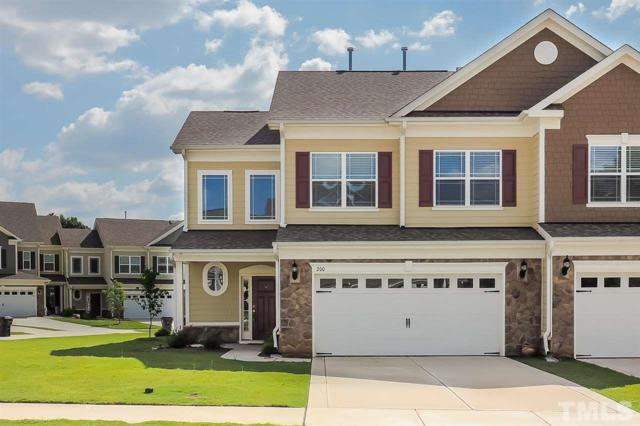 200 Mayfield Drive, Apex, NC 27539 (#2215351) :: The Jim Allen Group