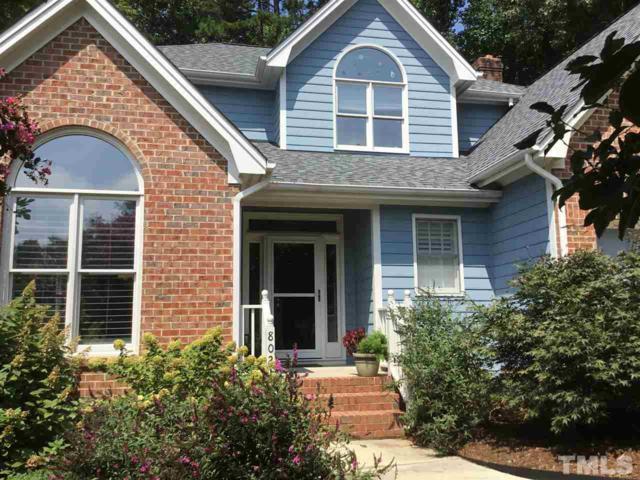 8021 Gabriels Bend Drive, Raleigh, NC 27612 (#2215360) :: Rachel Kendall Team