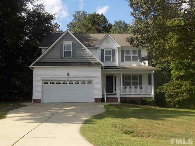 293 Abundant Avenue, Angier, NC 27501 (#2215363) :: Raleigh Cary Realty