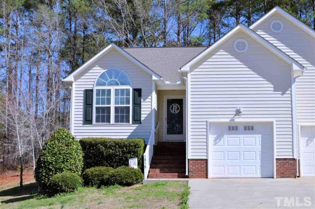 1858 W Cotton Gin Drive, Clayton, NC 27527 (#2215364) :: The Jim Allen Group