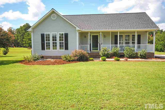 15767 Nc 50 Highway, Garner, NC 27529 (#2215384) :: The Abshure Realty Group