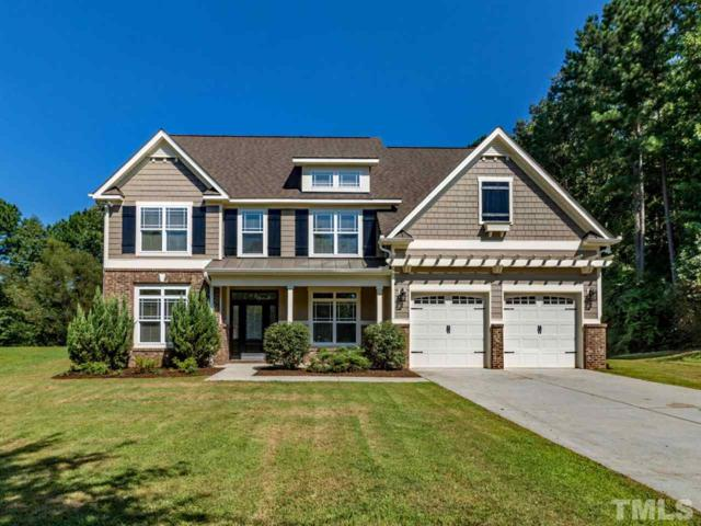 160 Morning Mist Drive, Garner, NC 27529 (#2215399) :: The Abshure Realty Group