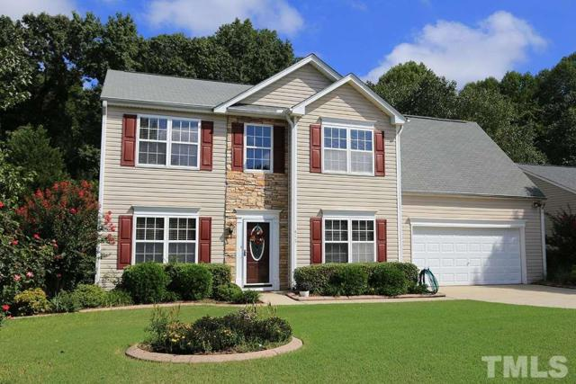 417 Dogwood Creek Place, Fuquay Varina, NC 27526 (#2215404) :: The Perry Group