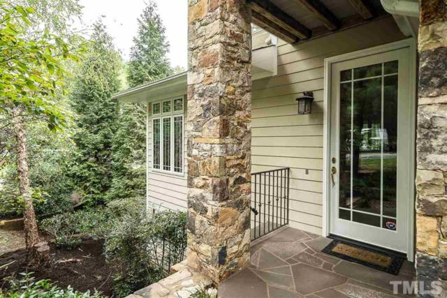 105 Cardiff Place, Chapel Hill, NC 27516 (#2215405) :: The Jim Allen Group