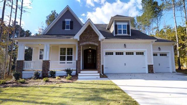 1455 Legend Oaks Drive, Chapel Hill, NC 27517 (#2215420) :: The Jim Allen Group