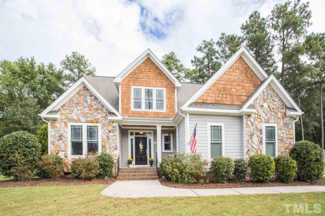 116 Camille Circle, Youngsville, NC 27596 (#2215424) :: Rachel Kendall Team
