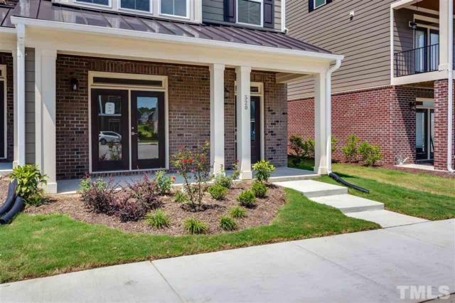 1824 Austin Ridge Parkway #286, Wake Forest, NC 27587 (#2215426) :: Raleigh Cary Realty