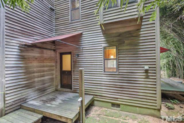 130 E Longview Street A, Chapel Hill, NC 27516 (#2215428) :: The Abshure Realty Group
