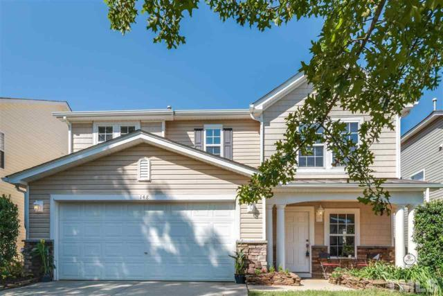 148 Bikram Drive, Holly Springs, NC 27540 (#2215439) :: The Abshure Realty Group