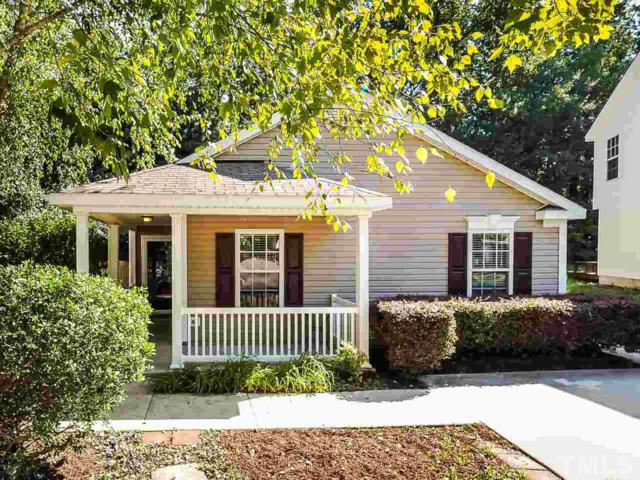 105 Breezemere Court, Apex, NC 27502 (#2215444) :: The Abshure Realty Group
