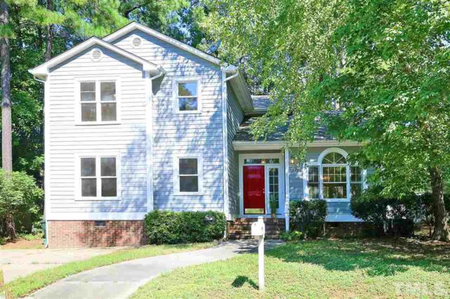 4000 Blue Water Court, Raleigh, NC 27606 (#2215447) :: The Jim Allen Group