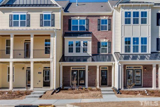 1828 Austin Ridge Parkway #287, Wake Forest, NC 27587 (#2215450) :: The Jim Allen Group