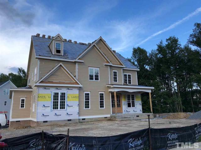 2518 Terrmini Drive, Apex, NC 27502 (#2215464) :: RE/MAX Real Estate Service
