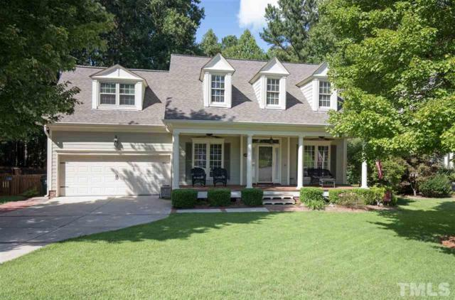 503 Hickory View Lane, Apex, NC 27502 (#2215479) :: Raleigh Cary Realty
