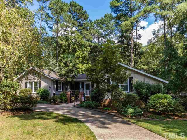 100 Oakwood Drive, Wake Forest, NC 27587 (#2215500) :: The Jim Allen Group