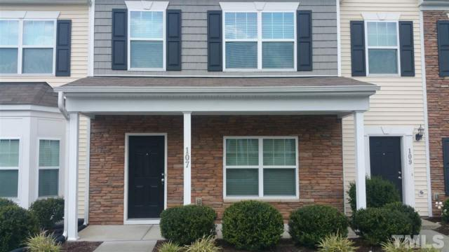 1304 Cozart Street #107, Durham, NC 27704 (#2215539) :: Raleigh Cary Realty