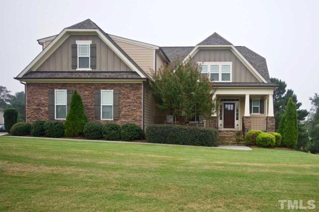 32 Catria Court, Clayton, NC 27527 (#2215581) :: M&J Realty Group