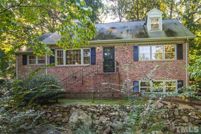 515 Yorktown Court, Chapel Hill, NC 27516 (#2215585) :: The Abshure Realty Group