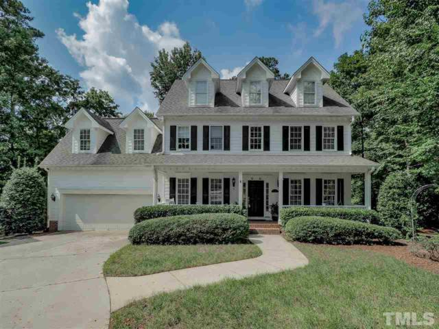 124 Scottingham Lane, Morrisville, NC 27560 (#2215587) :: RE/MAX Real Estate Service