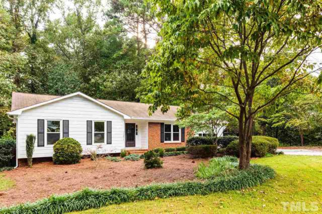 1271 Tarbert Drive, Cary, NC 27511 (#2215598) :: Raleigh Cary Realty