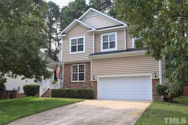 3924 Song Sparrow Drive, Wake Forest, NC 27587 (#2215602) :: The Jim Allen Group