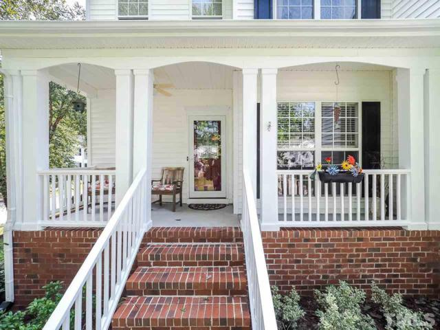4013 Winecott Drive, Apex, NC 27502 (#2215637) :: The Abshure Realty Group