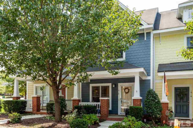 1018 Bungalow Park Drive, Apex, NC 27502 (#2215641) :: Raleigh Cary Realty