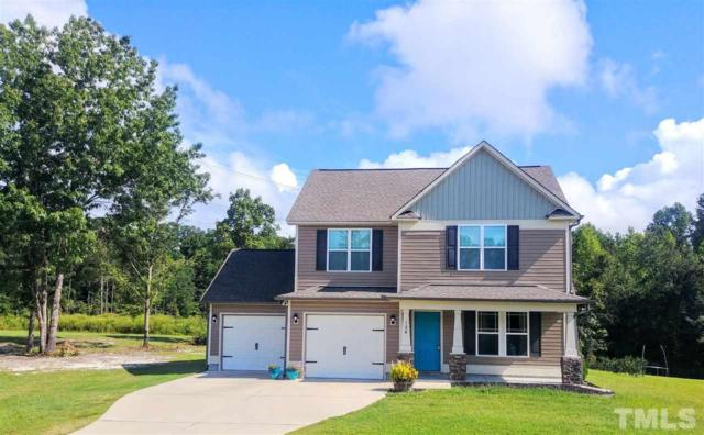 126 Timberland Drive, Angier, NC 27501 (#2215650) :: Raleigh Cary Realty