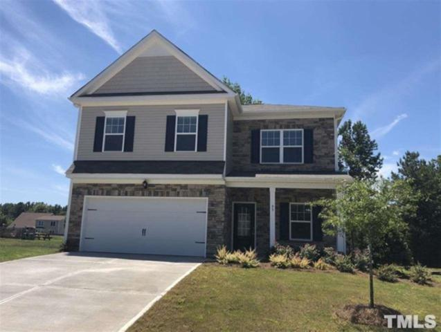 95 Post Oak Drive #47, Louisburg, NC 27549 (#2215690) :: Raleigh Cary Realty