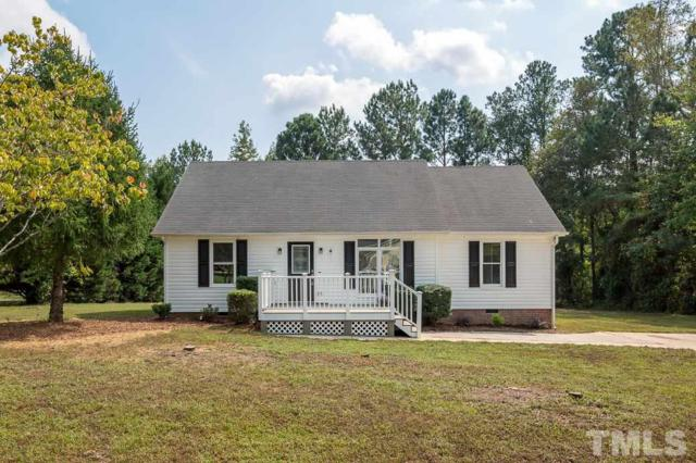 101 Trotters Court, Youngsville, NC 27596 (#2215691) :: The Jim Allen Group